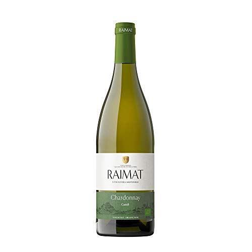 Raimat Castell Ecológico - Vino Blanco 100% Chardonnay - 75cl