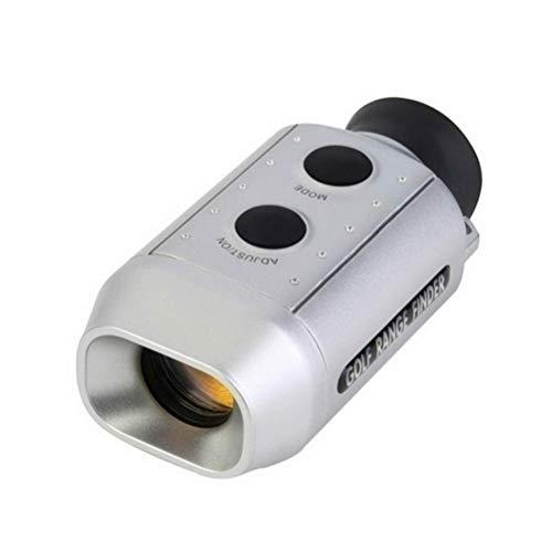 YIQIFEI Telémetro Digital portátil para Golf, medición de precisión, telescopio electrónico de un Solo Tubo de 7x18, telémetro Digital para Golf (monocular)