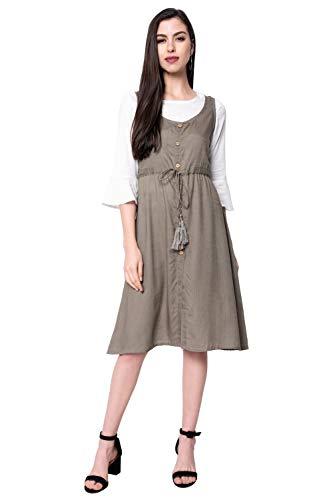 Asean Women Two Piece A-Line Dress