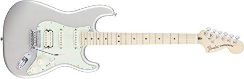 Fender Deluxe Stratocaster HSS - Maple Fingerboard - Blizzard Pearl