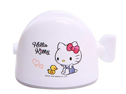 Hello Kitty Standing Toothpaste Lotion Tube Holder Squeezer Dispenser