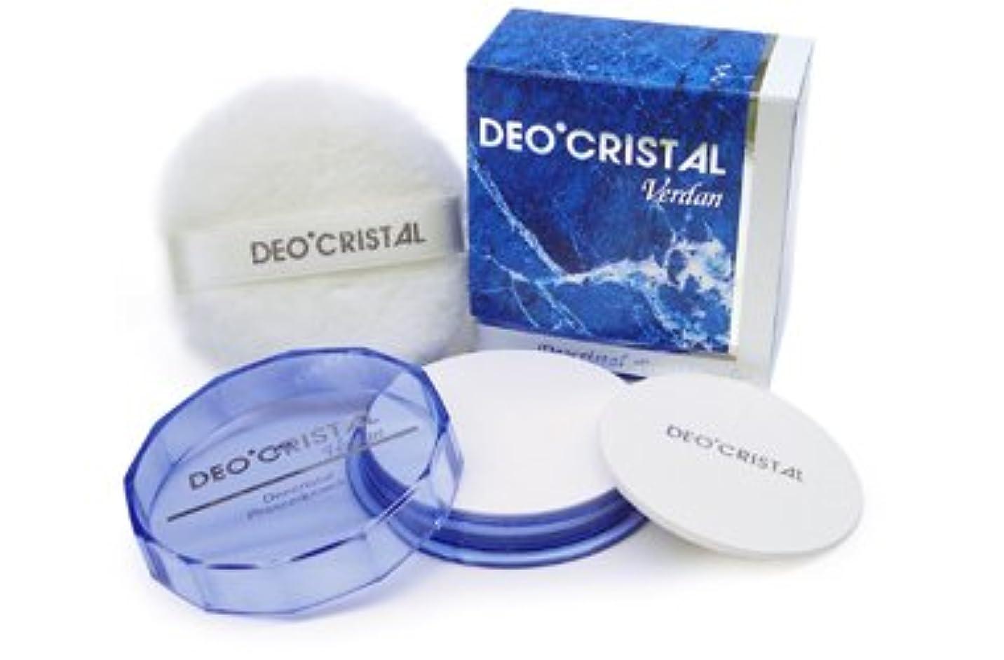 芝生インタネットを見るオーストラリア㈱ヴェルダン デオクリスタル-プレストパウダー(V):24g  医薬部外品