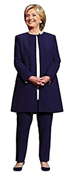 aahs!! Engraving Hillary Clinton Life Size Stand Up Cutout