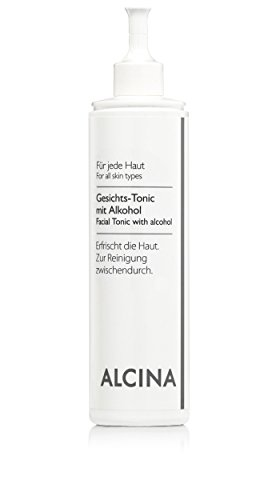 Alcina - Gesichts- Tonic mit Akohol, 200ml