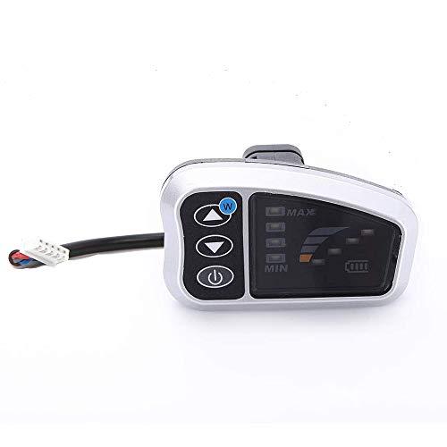 HANERIDE Tianneng LED4 Display für E-Bike Pedelec 24V/36V 250W Mifa Cyco Curtis Vaun Zündapp Bildschirm für die Geschwindigkeitssteuerung