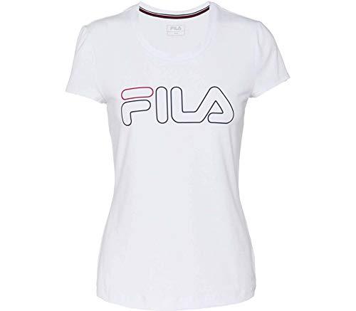 Fila Damen Reni T-Shirt FLL192013 weiß Gr.XL