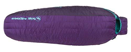 Big Agnes Roxy Ann 15 Women's Down Sleeping Bag, Purple