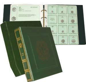 romanphil Album per Repubblica Italiana Lira certificata - 3 volumi