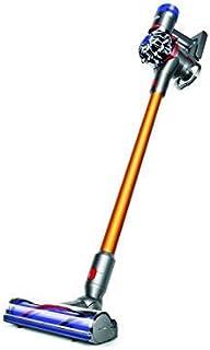 Dyson v8 absolute - Aspiradora Sin Cable Con 2 Funciones, Naranja, 2.04, autonom?a de hasta 40 minutos