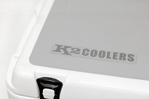 K2 refroidisseurs Hydro Tapis de Gazon Compatible avec Le Summit 20, Gris