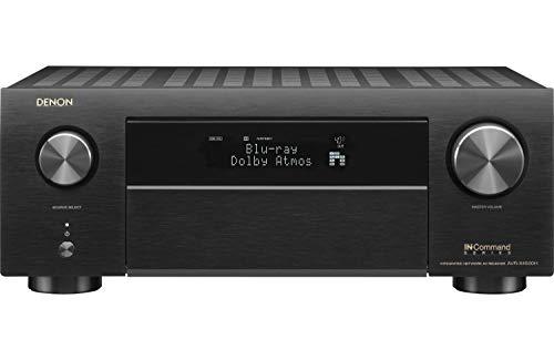 Denon AVRX4500H Denon 9.2 Channel 4K AV Receiver with 3D Audio and...