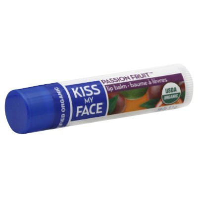 Kiss My Face Lip Balm Passion Fruit