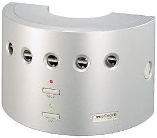 空気清浄脱臭器 クレバートリック 2 シャンパンゴールド CLC-105CG