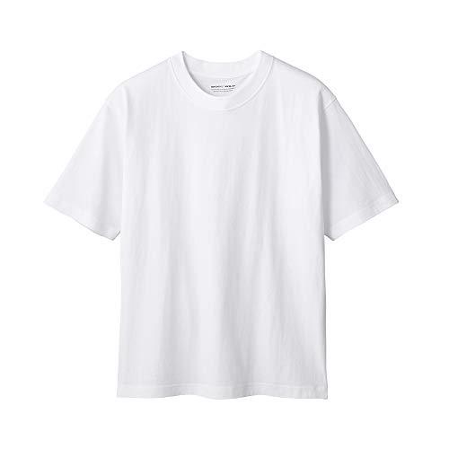 [ボディワイルド] Tシャツ 半袖 クルーネック ビッグシルエット ヘビーウエイト 厚手 綿100% 天竺 BW5215 ...