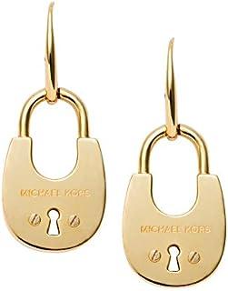 مايكل كورس اقراط اذن للنساء من ستانلس ستيل ، ذهبي ، MKJ4630710