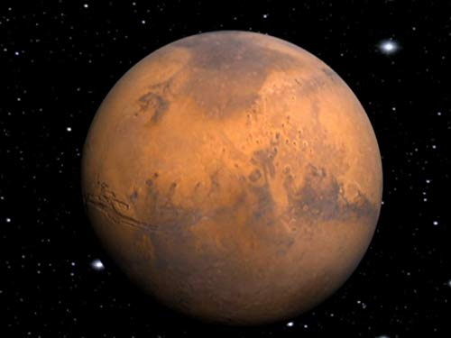 Aliens and the Red Planet