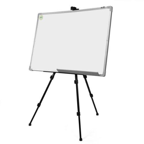 Accessotech-Artista Plegable telescópico Campo Studio Pintura Caballete trípode Pantalla Soporte con Funda