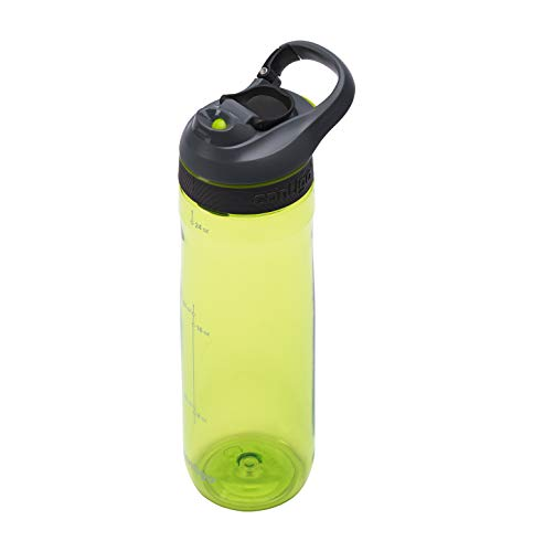 Contigo Cortland Botella, Unisex Adulto, Citron/Gray, 720 ml