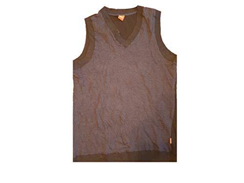 BOSS Hugo 50152696 TROIM - Camiseta de tirantes con cuello en V,...