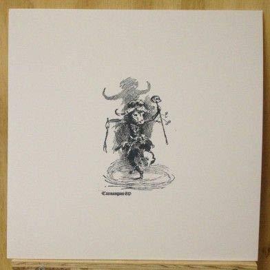 ZK Bucket - Tarmangani EP - Zaun Records - ZAUN002