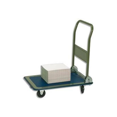 Carretilla plataforma plegable 150 kg Relex