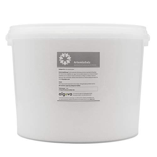 algova Artemia Sel pour l'élevage de Nauplius mélange de sel Naturel avec Une Valeur de pH optimale pour Un rendement d'éclosion accru
