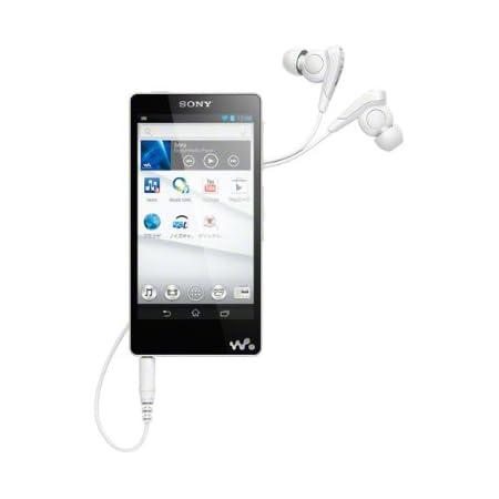 SONY ウォークマン Fシリーズ 16GB ホワイト NW-F885/W