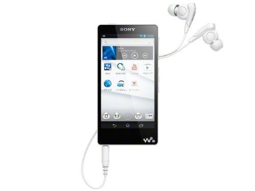 SONY ウォークマン Fシリーズ 64GB ホワイト NW-F887/W