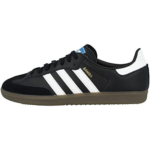 adidas Samba OG, Scarpe da Fitness Uomo, Nero (Negro 000), 38 EU