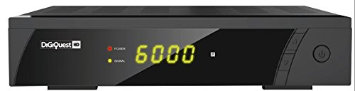 DigiQuest 8010HD Satellitenreceiver