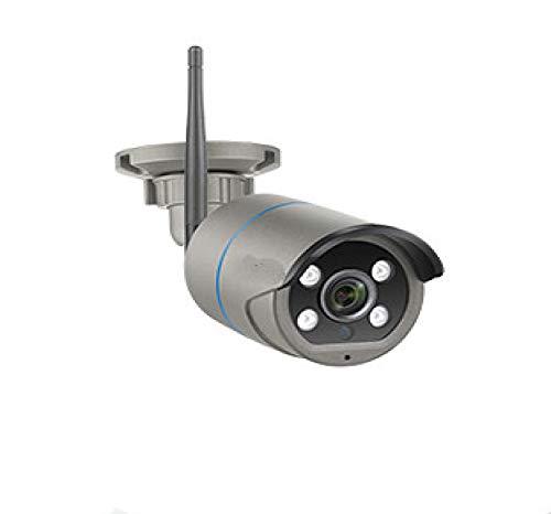 xiaoxioaguo Sistema de cámara inalámbrica 3MP de grabación de audio Wifi cámara IP al aire libre impermeable conjunto