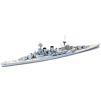 タミヤ 1/700 ウォーターラインシリーズ No.527 イギリス海軍 巡洋戦艦 フッド プラモデル 77527