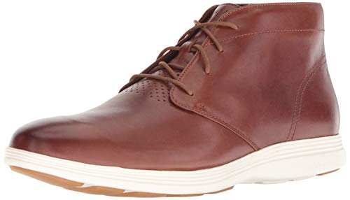 Cole Haan Men's Grand Tour Chukka Woodbury/Ivory Boot, 9.5 M US