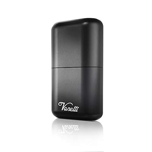 VONETTI Alpha Shield V2 - Premium Keyless Go Protection - Aluminium Box for Car Key Holder RFID Blocking Case, Car Key Safe Box, Car Keyless Entry Fob Guard Signal Blocker Faraday Tin