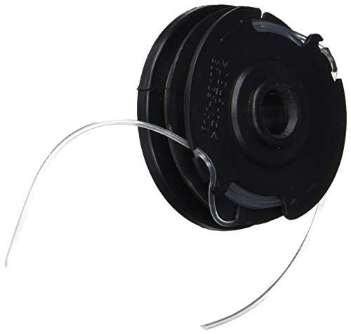 Snow Joe TRJ13STE-RS-6PK Sun Joe Replacement Spool for String Trimmer, 19.68' (Pack of 6), Black