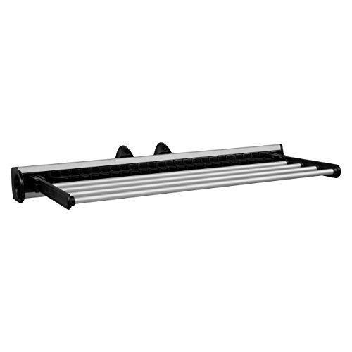 Sotech SO-TECH® Black-Line Krawatten-und Hosenaufhänger ausziehbar BxTxH=450x215x81 mm