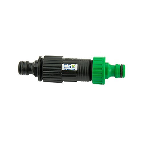 CS Bewässerungssysteme GmbH Druckregulator 3/4 Zoll 1.0 bar Z21 mit Hahn- und Geräteanschluss