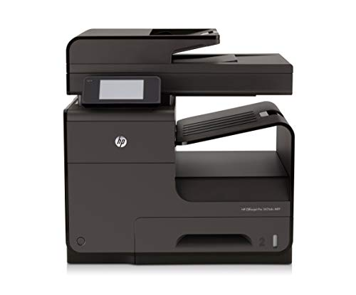 HP OfficeJet Pro X476dn Office Printer with Print Security, Remote Fleet Management & Fast Printing, HP Instant Ink or Amazon Dash Replenishment Ready (CN460A)