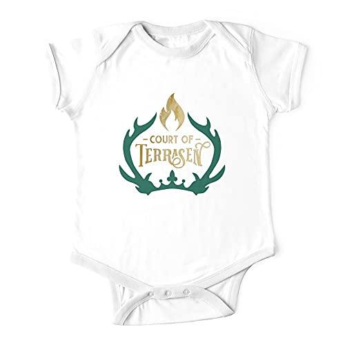 HABAH Court of Terrasen - Body de bebé de una pieza para...