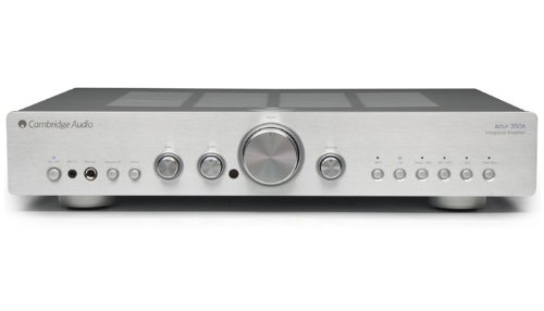 Cambridge Audio Azur 350A versterker zilver