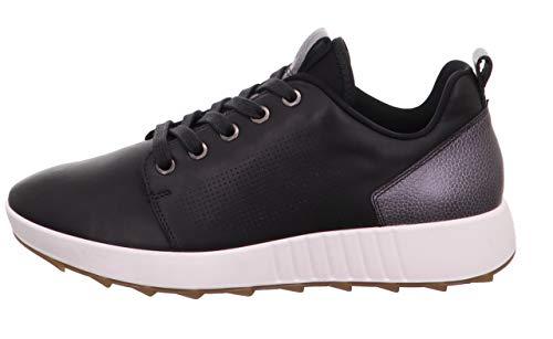 Legero Damen Essence Sneaker, Schwarz (Schwarz 01), 41 EU