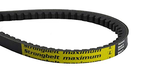 Strongbelt Keilriemen maximum pluris flankenoffen verzahnt 9 x 8 mm Profil 3VX 250/635 mm