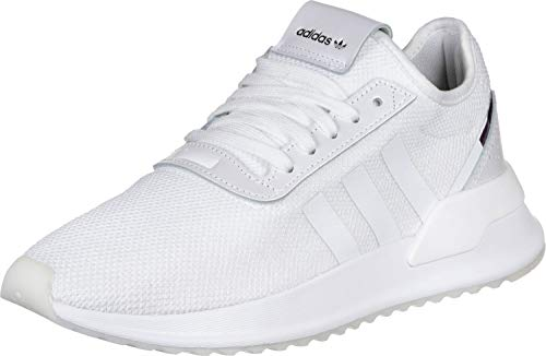 adidas Damen U_Path X W Gymnastikschuhe, Weiß (FTWR White/Purple Beauty/Core Black FTWR White/Purple Beauty/Core Black), 40 EU