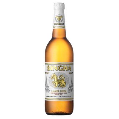 Brewery Boon Rawd - Singha 33Cl X12