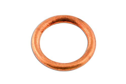 Connectez - 31710 puisard Branchez-Rondelle en cuivre 14 x 20 x 2,0 mm PK 50