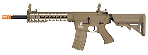 Lancer Tactical GEN 2 M4 Low FPS AEG Metal Gear Electric Airsoft Rifle