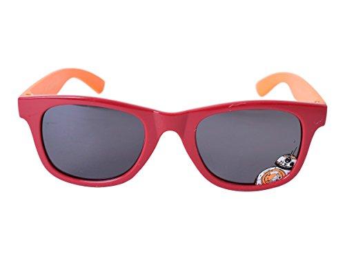 Star Wars - Gafas de sol para niños, protección solar UV400, diseño de Kylo Ren BB-8 Stormtrooper