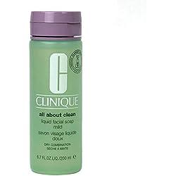 Jabón Facial Líquido Suave, Clinique