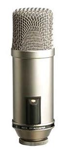 Rode Broadcaster Microphone à ruban (B0002DUVQ8) | Amazon price tracker / tracking, Amazon price history charts, Amazon price watches, Amazon price drop alerts