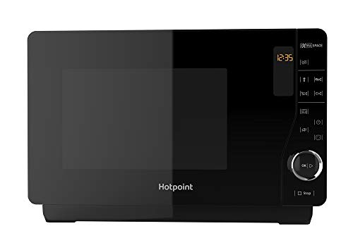 Hotpoint MWH 2621 MB Freestanding Microwave, 800W, 26L,...